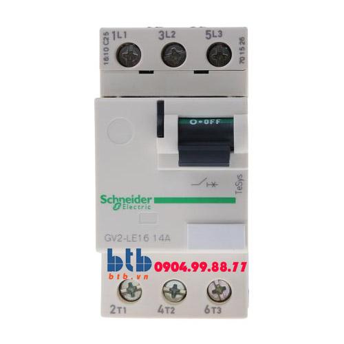 Schneider – CB Bảo vệ động cơ loại từ GV2LE 5.5