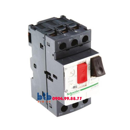 Schneider – CB Bảo vệ động cơ loại từ nhiệt GV2ME 1.1;1.5