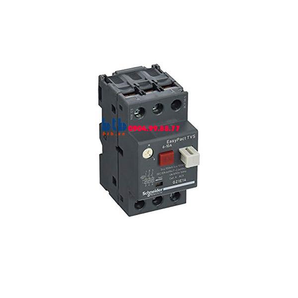 Schneider – CB Bảo vệ động cơ loại từ nhiệt GZ 6…10