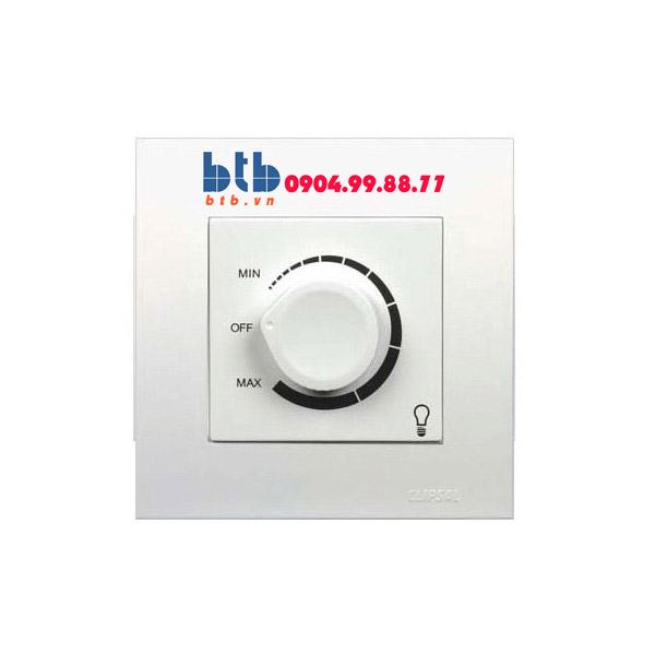 Schneider – Dimmer điều chỉnh ánh sáng đèn 400W màu trắng