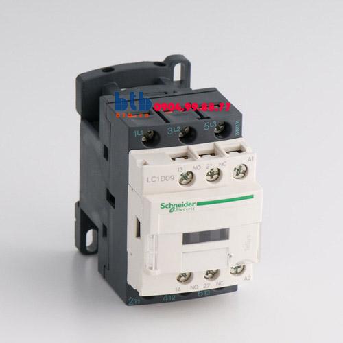 Schneider – Khởi động từ với cuộn dây điều khiển loại AC 4
