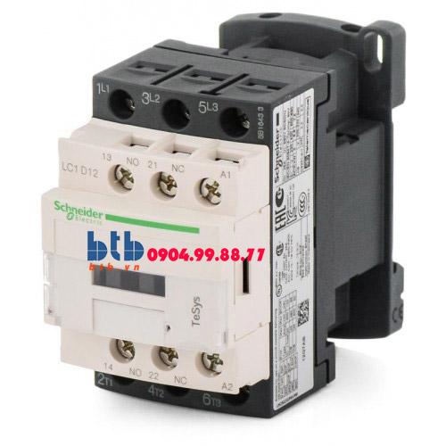 Schneider – Khởi động từ với cuộn dây điều khiển loại AC 5.5