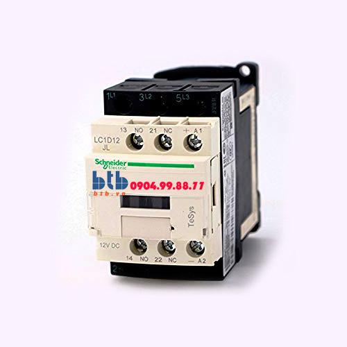 Schneider – Khởi động từ với cuộn dây điều khiển loại DC 5.5