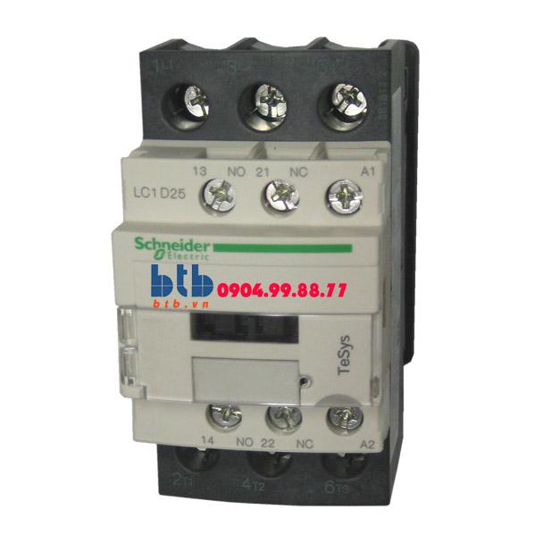 Schneider – Khởi động từ với cuộn dây điều khiển loại AC 11