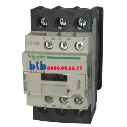 Schneider – Khởi động từ với cuộn dây điều khiển loại AC 15