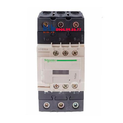 Schneider – Khởi động từ với cuộn dây điều khiển loại AC 22