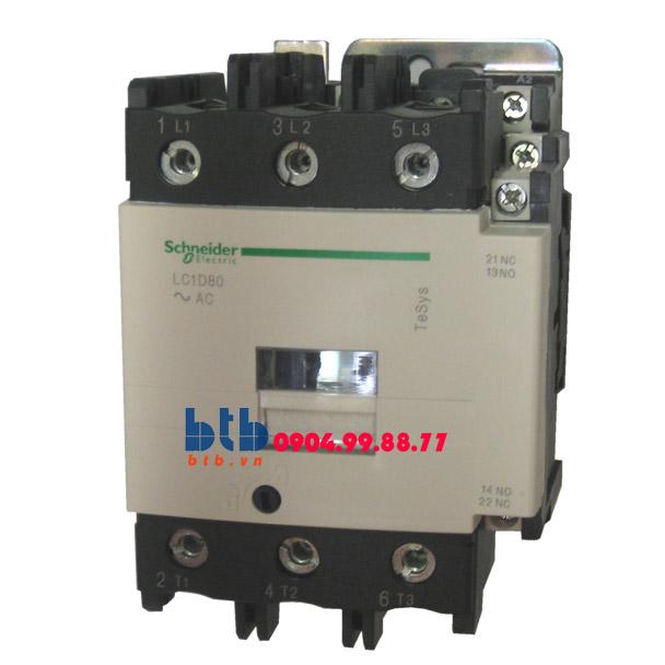 Schneider – Khởi động từ với cuộn dây điều khiển loại AC 37