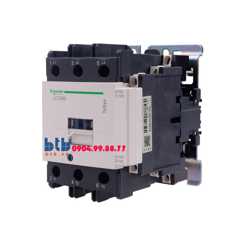 Schneider – Khởi động từ với cuộn dây điều khiển loại AC 45