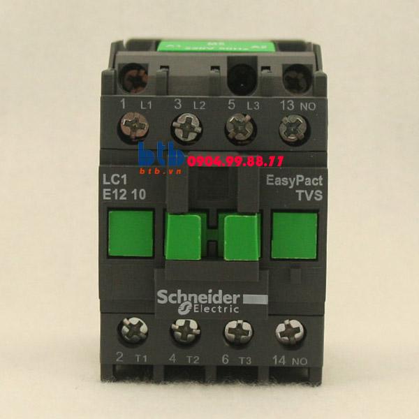 Schneider – Khởi động từ có cầu đấu nối bàng ốc vít N/O 5.5 KW