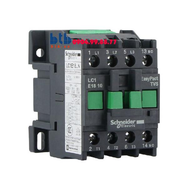 Schneider – Khởi động từ có cầu đấu nối bàng ốc vít N/O 7.5 KW
