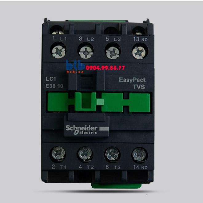 Schneider – Khởi động từ có cầu đấu nối bàng ốc vít N/O 18.5 KW