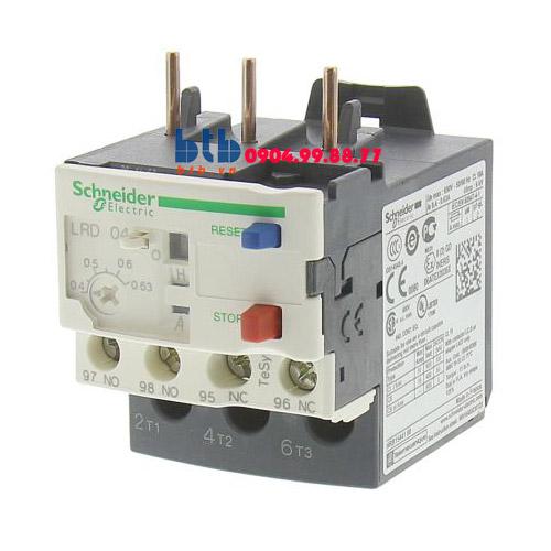 Schneider – Class 10A(1) với đầu kết nối bắt vít 0.40…0.63