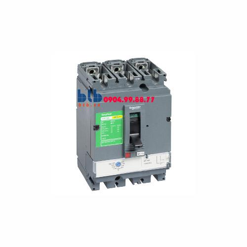Schneider – EasyPact CVS100B, 4P Type B, Icu=25kA/415V 100A