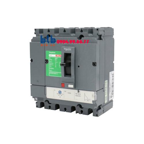 Schneider – EasyPact CVS250F, 4P Type F, Icu=36kA/415V 200A
