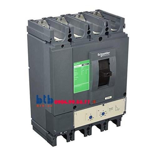 Schneider – EasyPact CVS400N, 4P Type N, Icu=50kA/415V 400A
