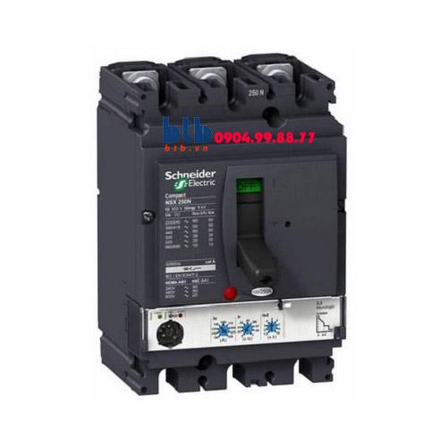 Schneider – EasyPact CVS250F, 3P Type F, Icu=36kA/415V 600A