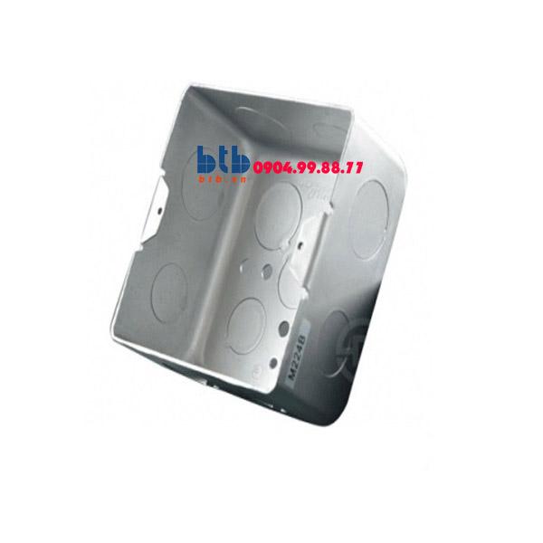 Schneider – Đế sắt cho ổ âm sàn,100x100x65mm