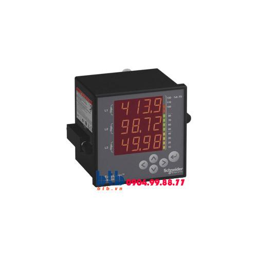 Schneider – Đồng hồ đo VAF PF% Unbalance
