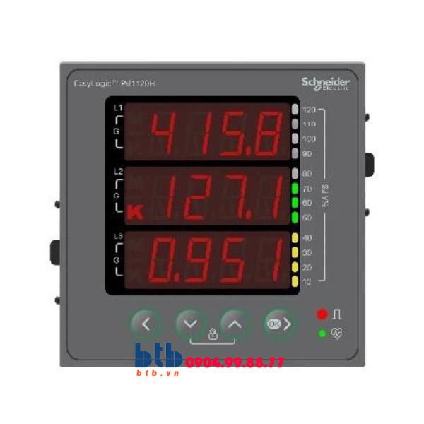 Schneider – Đồng hồ dùng cho máy phát