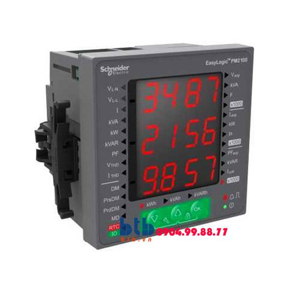 Schneider – Đồng hồ kỹ thuật số PM200 1%