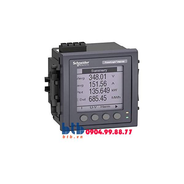 Schneider – Đồng hồ nhiều biểu giá PM5000 Modbus RS485