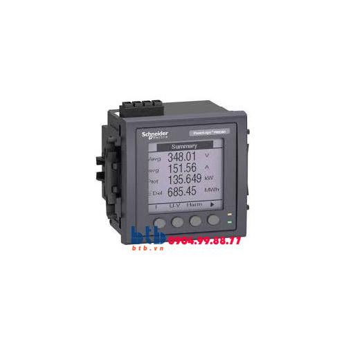 Schneider – Đồng hồ nhiều biểu giá PM5000 Modbus TCP/IP