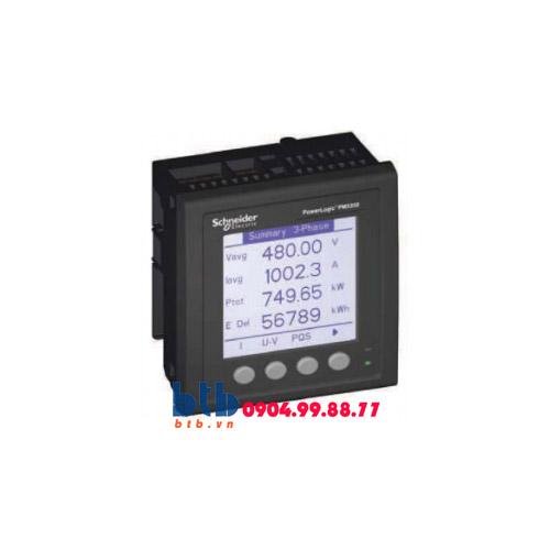 Schneider – Đồng hồ nhiều biểu giá PM5000 RS485
