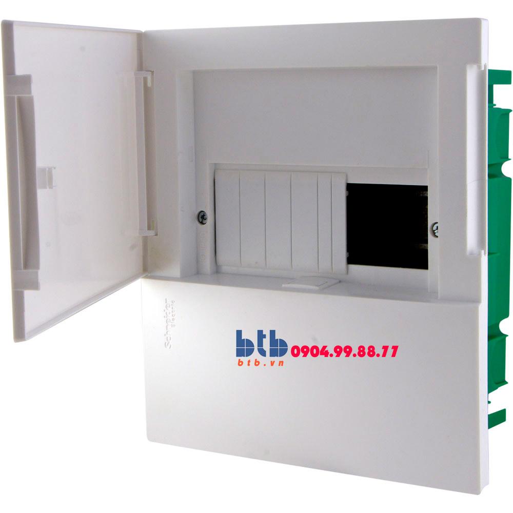 Schneider – Tủ điện nhựa âm tường KT 186x252x98