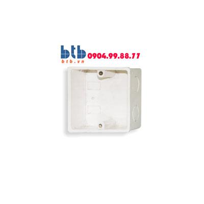 Panasonic Nắp đế âm đơn dùng cho mặt vuông NPCA105-N