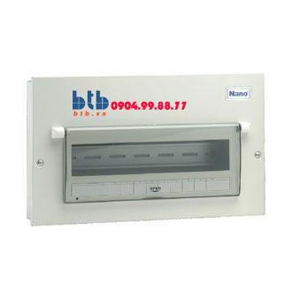 Panasonic Tủ điện vỏ kim loại chứa 13-14 module NDP113