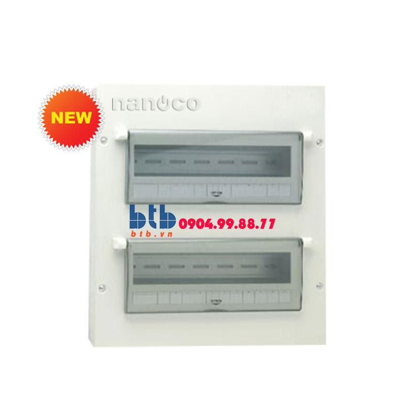 Panasonic Tủ điện vỏ kim loại chứa 26-28 module NDP126