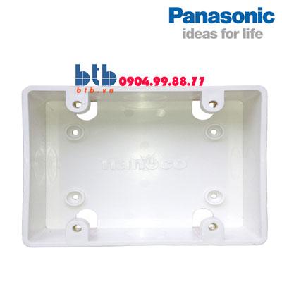 Panasonic Hộp âm đôi dùng hai mặt đơn NPCA104