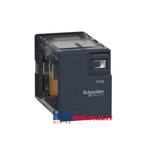 Schneider – Rơ le không đèn chỉ thị -5A 230Vac
