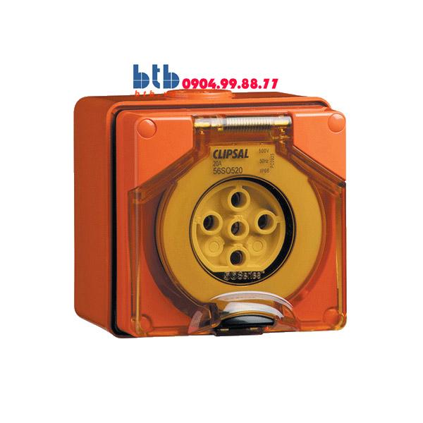 Schneider – Ổ cắm IP66 5P 500V 20A