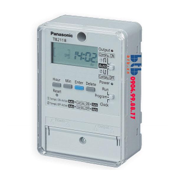 Panasonic Công tắc đồng hồ TB2118E7