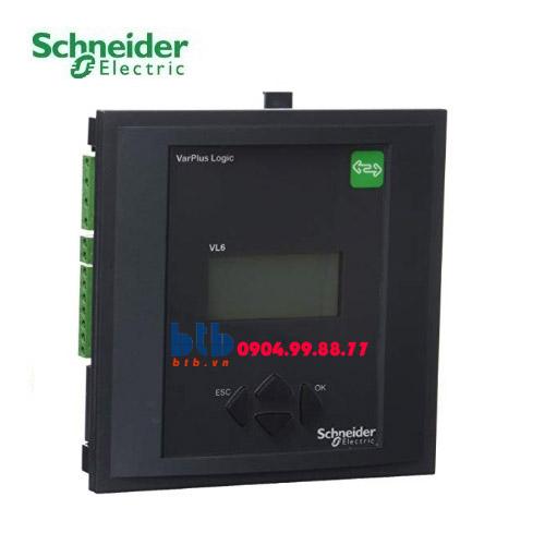 Schneider – Bộ điều khiển tụ bù 6 bước Modbus