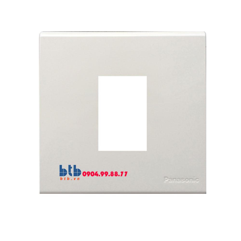 Panasonic Mặt vuông dành cho 1 thiết bị WEB7811SW