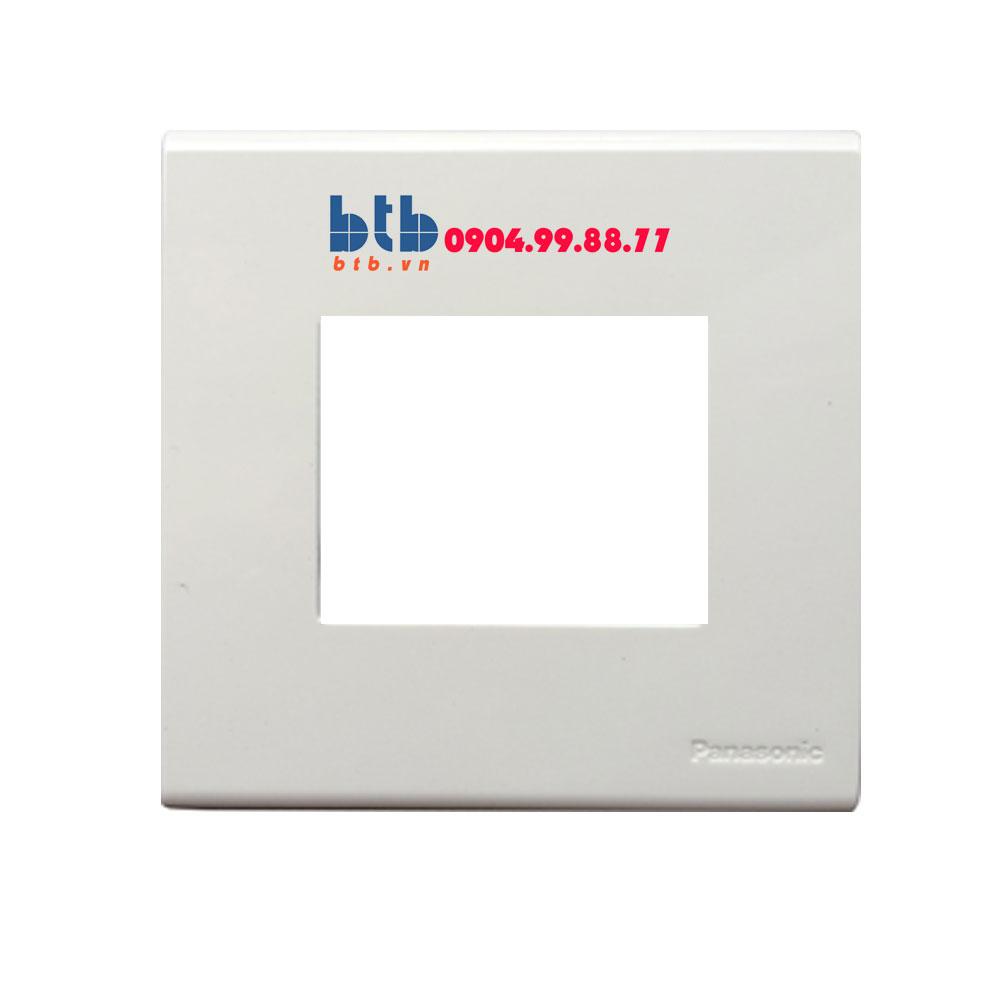 Panasonic Mặt vuông dành cho 2 thiết bị WEB7812SW