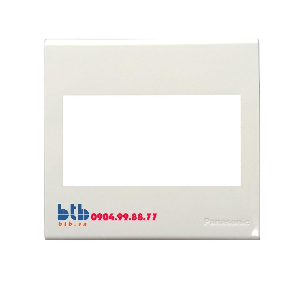 Panasonic Mặt vuông dành cho 3 thiết bị WEB7813SW