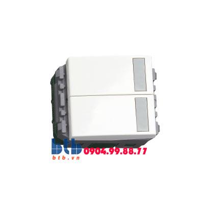 Panasonic Công tắc C 2 chiều loại đôi WEV5542-7SW