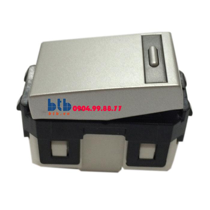 Panasonic Công tắc B 1 chiều WEG55317MW