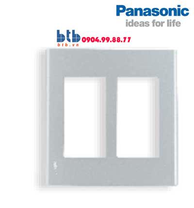 Panasonic Mặt dùng cho 6 thiết bị WEG6806MW