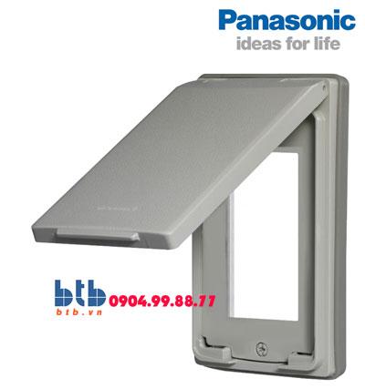 Panasonic Mặt 3 thiết bị có nắp che mưa