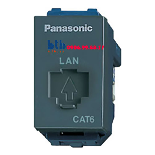 Panasonic Ổ cắm data Cat 6