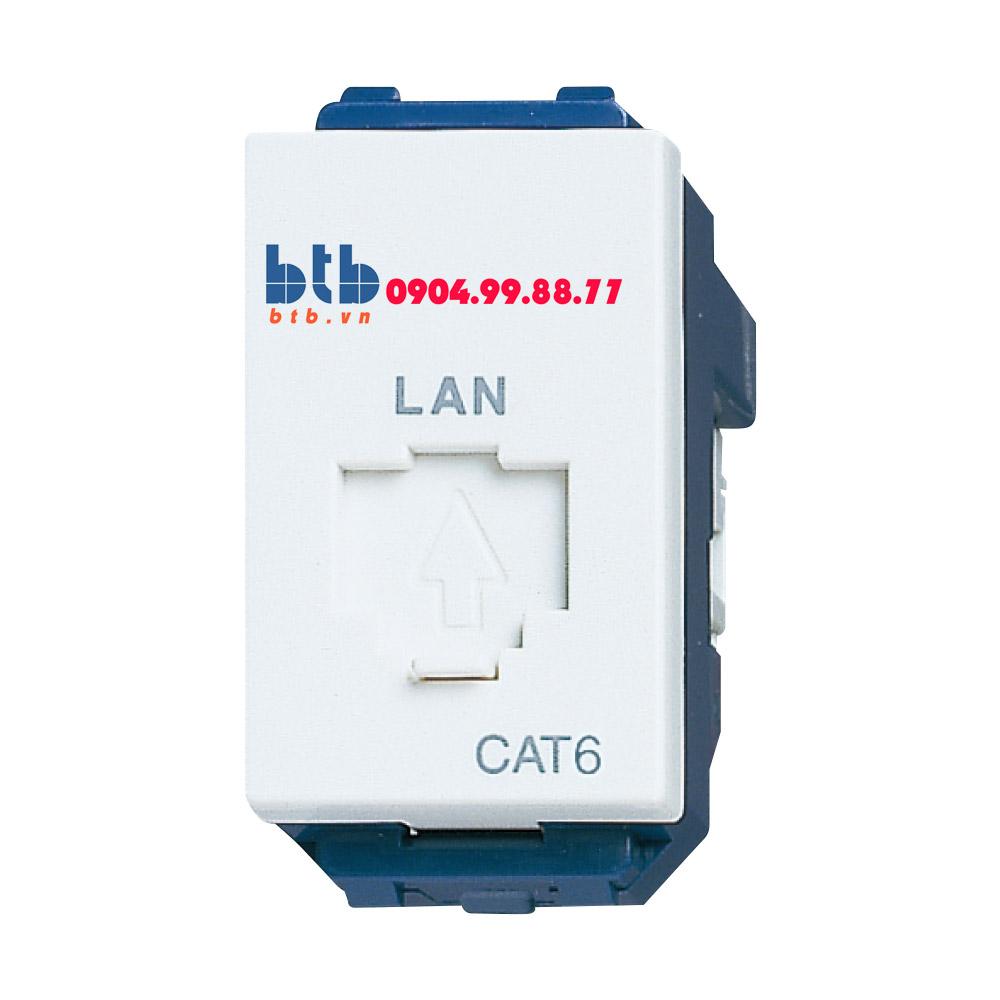 Panasonic Ổ cắm data CAT6