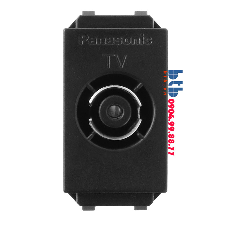 Panasonic Ổ cắm TV WEV2501B
