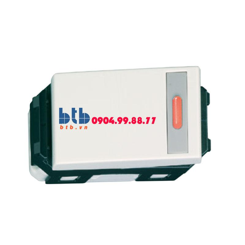 Panasonic Công tắc D có đèn báo, 2 tiếp điểm WEV5533-7SW