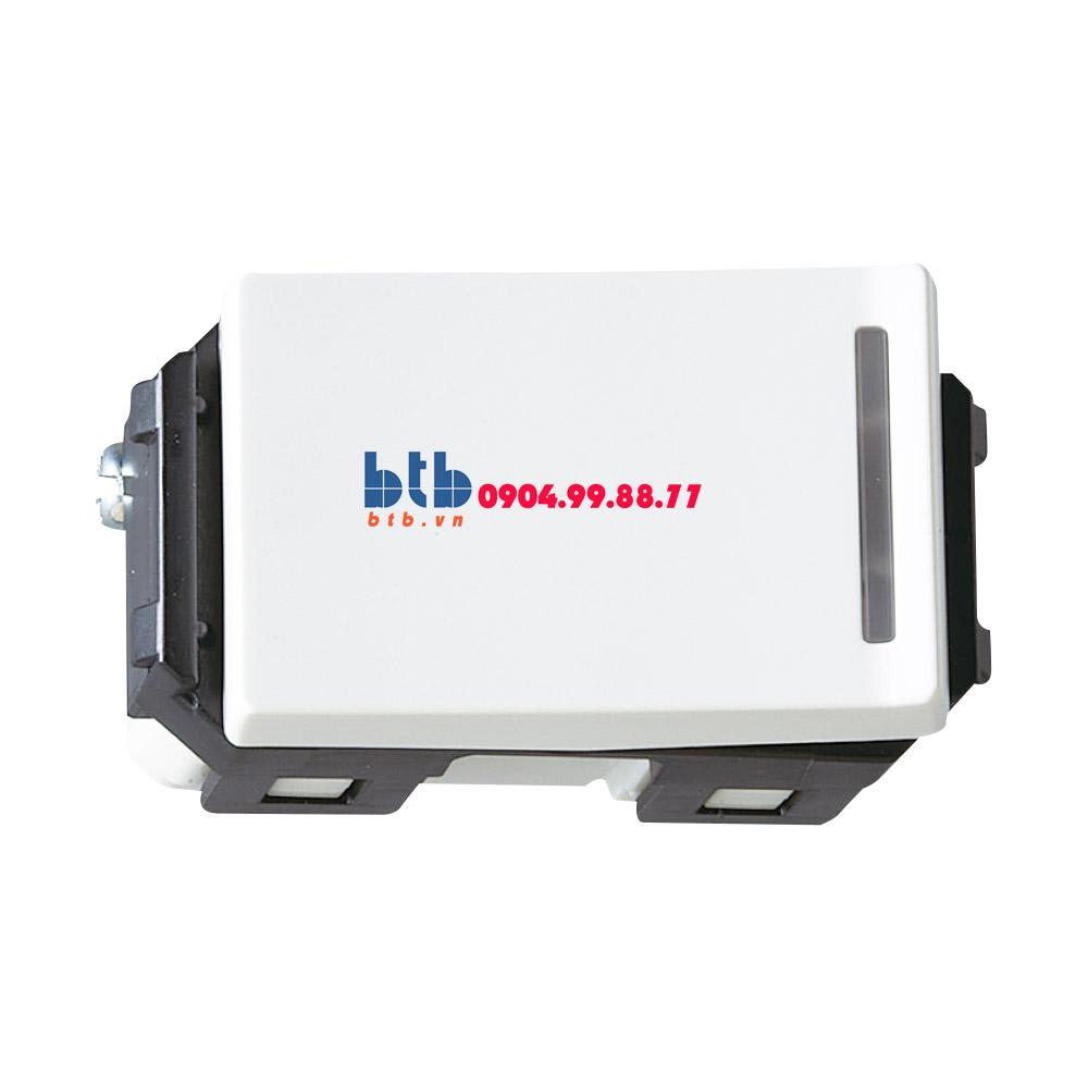 Panasonic Công tắc B 1 chiều có đèn báo khi OFF WEVH5151-7