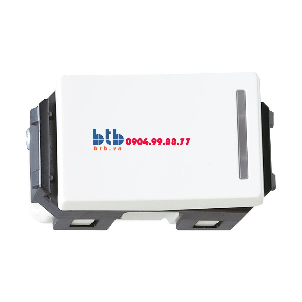 Panasonic Công tắc C 2 chiều có đèn báo khi OFF WEVH5152-7