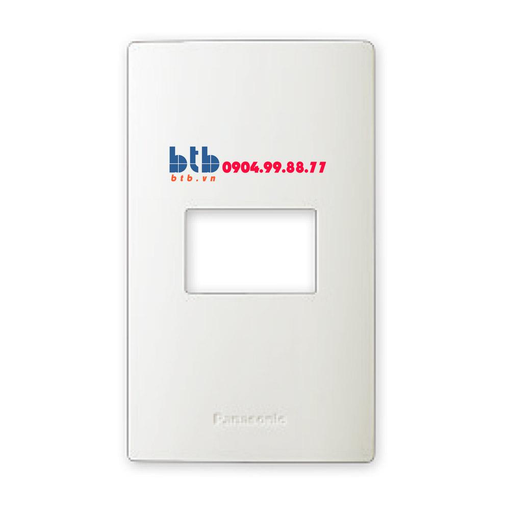 Panasonic Mặt dùng cho 1 thiết bị WEVH68010